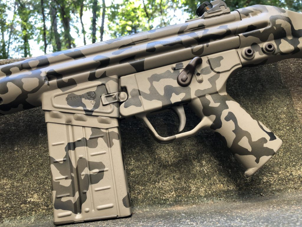 Cerakote - Lotus Tactical LLC