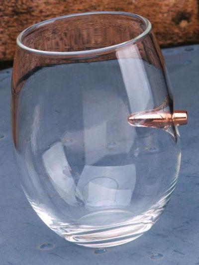 .308 Bullet Glass