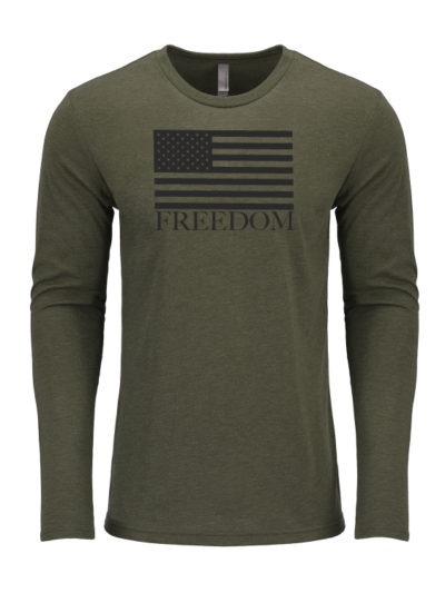 "Men's ""Freedom"" Long Sleeve T-Shirt"