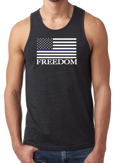 "Men's ""Freedom"" Tank Top"