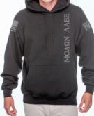 FOCC--Mens Molon Labe Hoodie (Front)