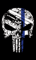 FOCC--Womens Punisher Tshirt(logo)