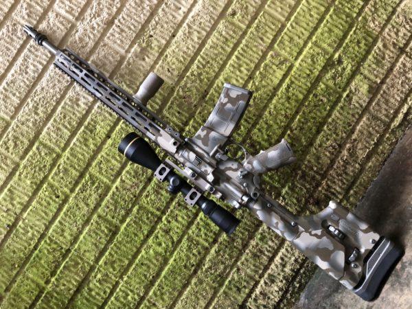 AR-15 Custom Lower