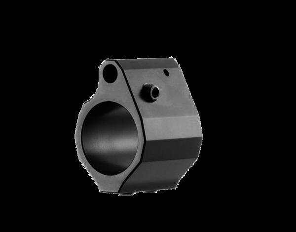 Seekins Precision Low Profile Adjustable Gas Block .875″