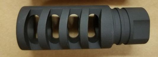 Tromix 4-Port Muzzle Brake – .458 Caliber