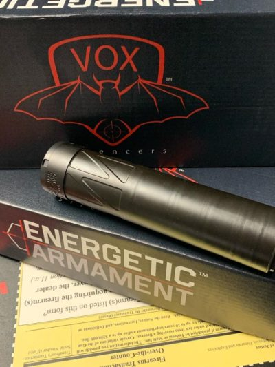 Energetic Armament Vox-S Suppressor