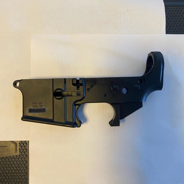 "Palmetto State Armory AR-15 ""Stealth"" Lower"